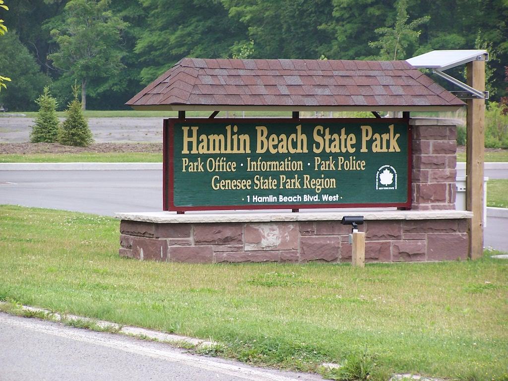 Hamlin Beach State Park