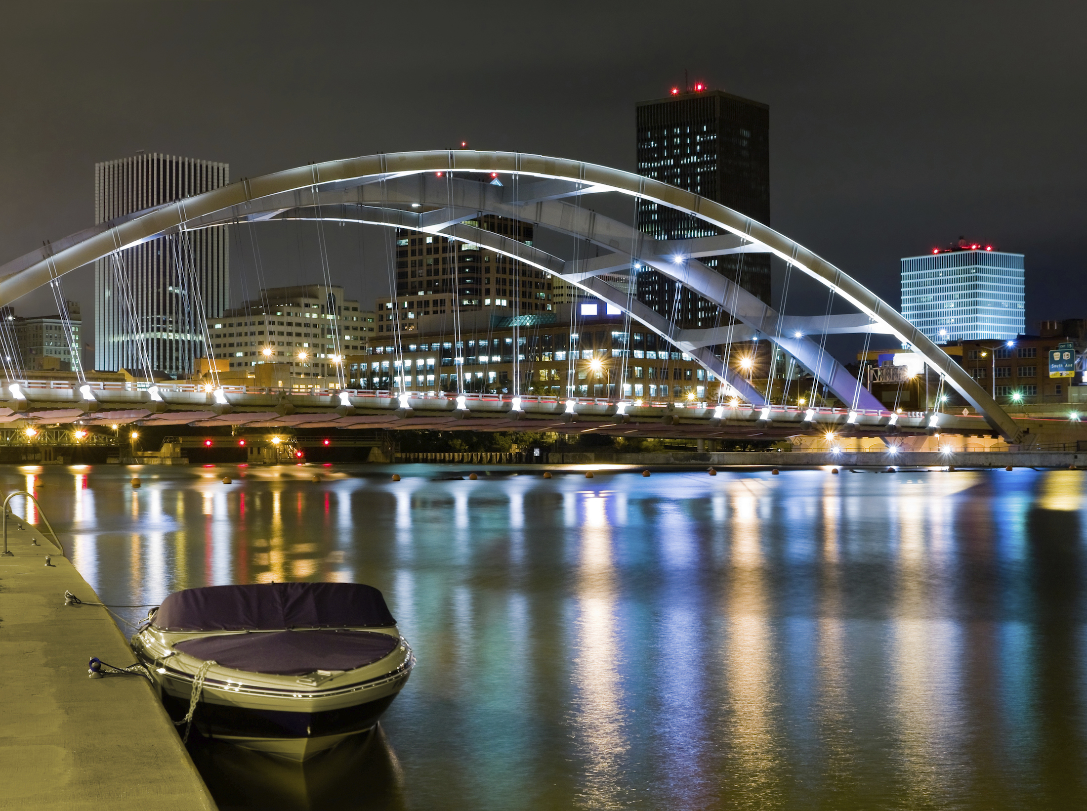 Photo of rochester new york waterfront