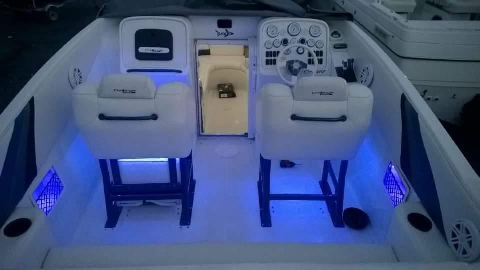 Photo of marine lighting
