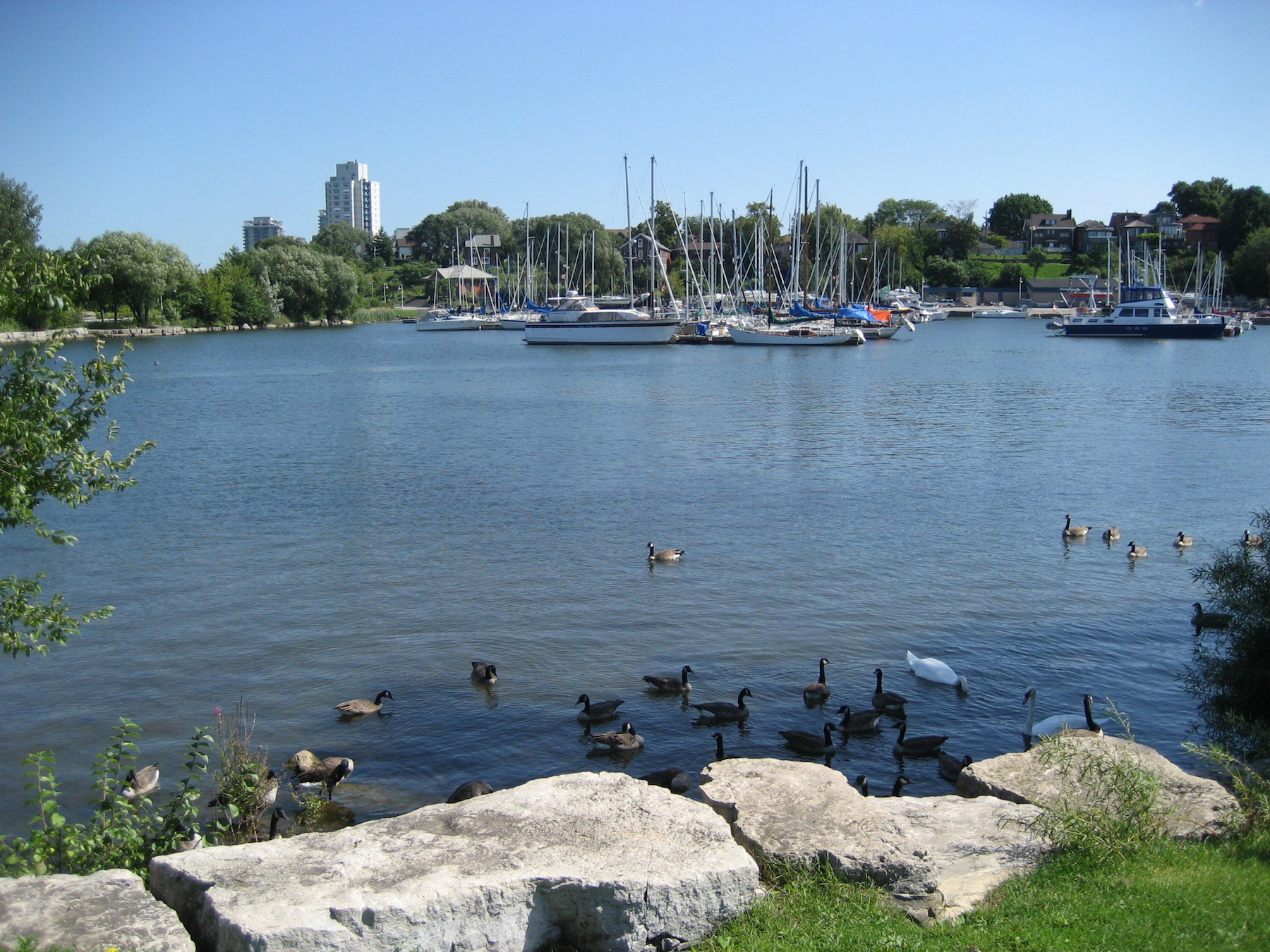 Photo of Hamilton Ontario marina